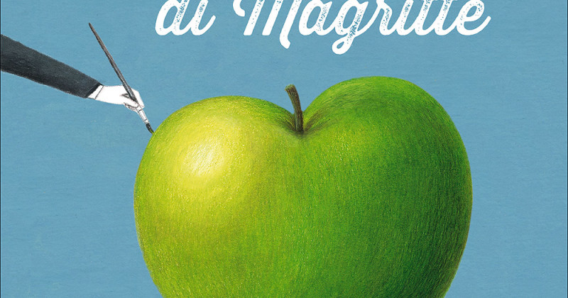 No 9 Colosseo best of the week: La mela di Magritte