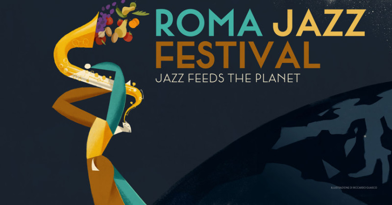 No 9 Colosseo best of the week: Roma Jazz Festival