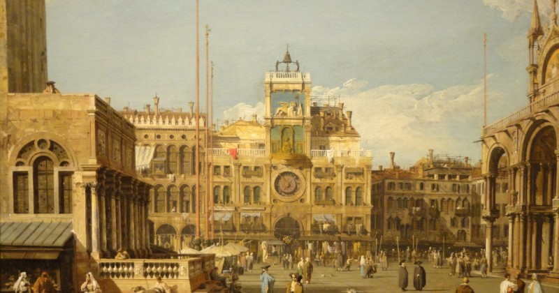 No 9 Colosseo best of the week: Canaletto