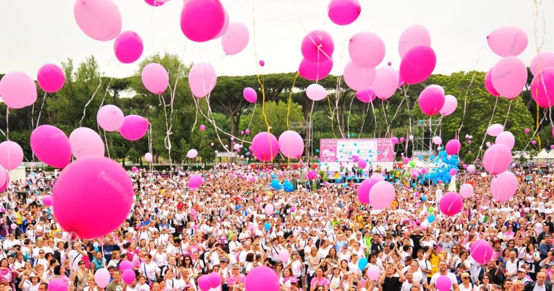 No 9 Colosseo Best of the week – Race for the Cure