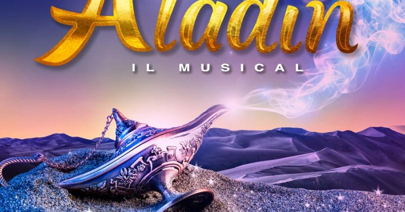 No 9 Colosseo Best of the week – Aladin il musical