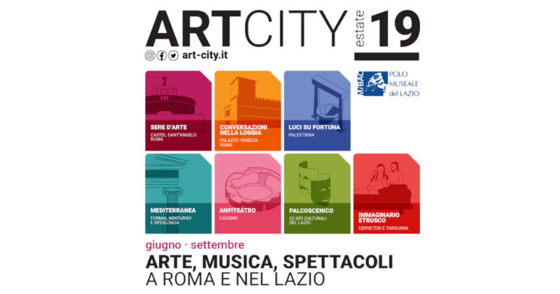 No 9 Colosseo Best of the week – ARTCITY